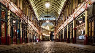 London       Leadenhall Widescreen
