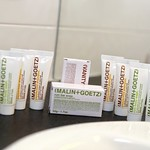 MALIN+GOETZ Toiletries at Apartment Pleney II - More Mountain Self-catered Apartments in Morzine