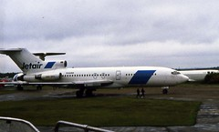 Boeing 727 (stuartmitchell333) Tags: boeing727 hurn jetair