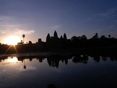 Sunrise at Angkor Wat - 056