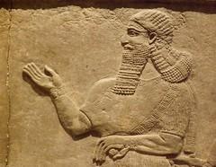Detroit Institute of Arts: Detail, Nimrud Palace Panel--Detroit MI (pinehurst19475) Tags: city urban panel michigan iraq detroit palace dia assyria assyrian ancientart detroitinstituteofarts sculpturalrelief universityculturalcenter nimrudiraq culturarcenter eighthcenturybce
