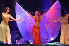 Festival Orientalys - Vieux-Port de Montréal Inka danse orientale moderne (Pierre Éthier) Tags: dance montréal montreal femme superstar spectacle féminité d300s nikond3oos