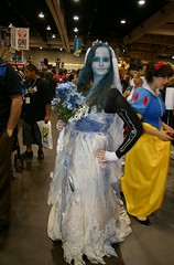 SDCC 2007 0628 (Photography by J Krolak) Tags: costume cosplay masquerade comiccon sdcc corpsebride sandiegocomiccon sandiegocomiccon2007 sdcc2007