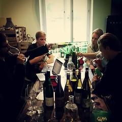 Kesän jälkeisen matalapaineen aikaan kannattaa suunnitella uusi viinilista. Saatavilla syyskuun alusta in a #sushibarwine near you!