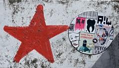 HH-Sticker 1624 (cmdpirx) Tags: street urban art public painting graffiti stencil nikon sticker artist post mail 7100 d space raum kunst strasse glue hamburg vinyl crew trading marker hh aerosol aufkleber kleber paket knstler ffentlicher