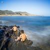 Calblanque Childs (MCarballo) Tags: mar mediterraneo playa murcia verano seda tarde 2014 calblanque