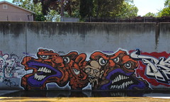 Dvote (always_exploring) Tags: creek graffiti charles explore bayarea graff lurking grimey devote bayareagraffiti dvote charlescrew charlescartel charlesmob charlesfootclan charlestribe