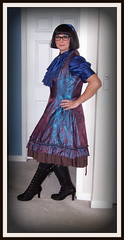 Fansplus Dress 2 (Christine Robyn Lane) Tags: dress lolita crossdresser pettiecoat brolita