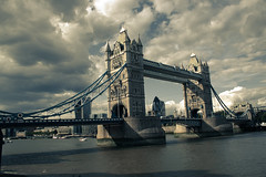 London | Summer | 2014 (vanessawoz) Tags: uk travel bridge summer london thames towerbridge tour southbank riverthames 2014 vanessawozcniakiphotography