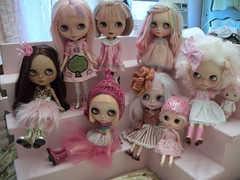 Girls in pink~