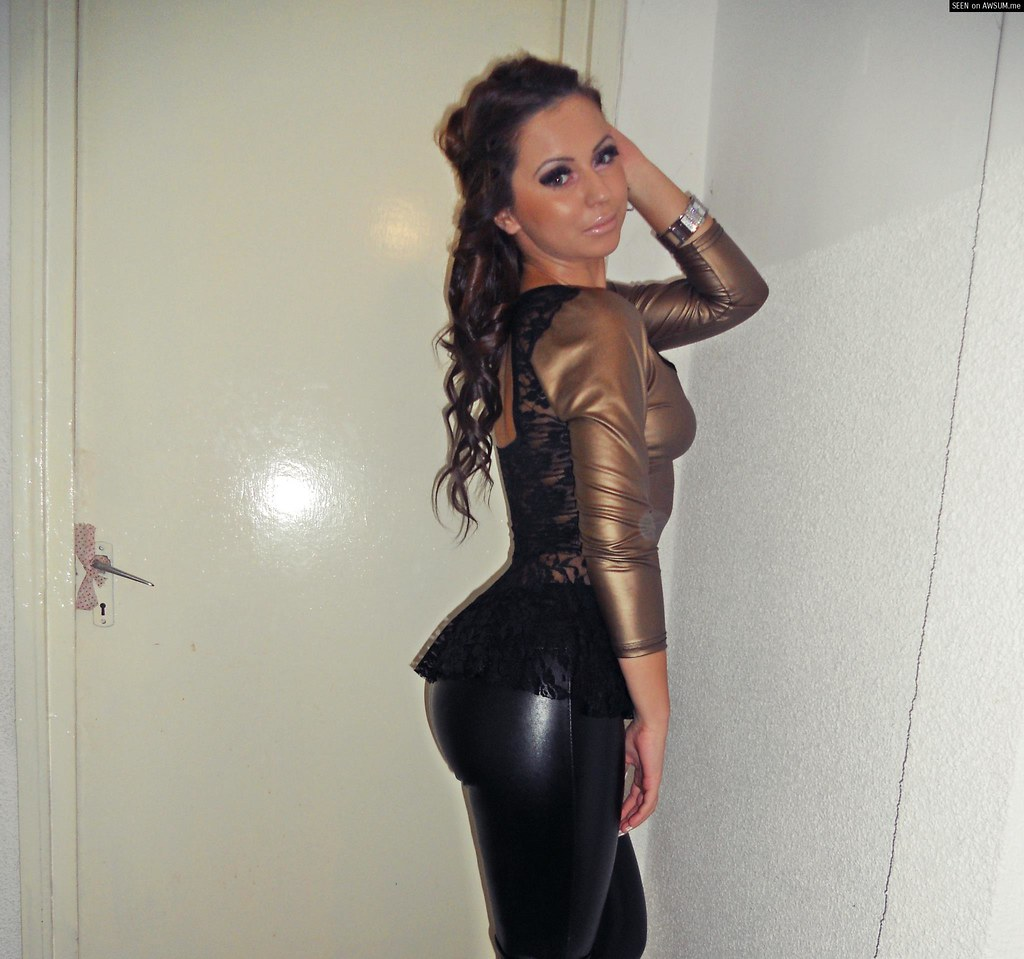 Leather Pants Teen 14