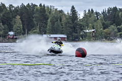 Jetski (Sami Koponen) Tags: lake race canon suomi finland eos usm watersports jetski kuopio ef70200mm f4l kallavesi 60d