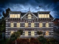 Voormalige Marechausseekazerne Den Helder (PortSite) Tags: holland netherlands architecture nikon nederland 建筑 paysbas architectuur gebouw denhelder 欧洲 2014 荷兰 kazerne portsite d3s 구조