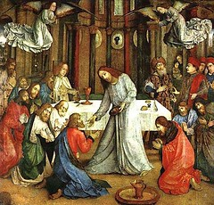 The Gospel of St. Luke 22  19-22 Establishing the mystery of the Last Supper - By Amgad Ellia 05 (Amgad Ellia) Tags: st mystery by last 22 luke supper 1922 gospel amgad ellia the establishing