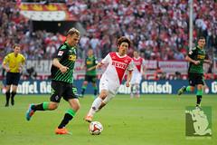 "DFL BL15 1. FC Köln vs. Borussia Moenchengladbach 21.09.2014 023.jpg • <a style=""font-size:0.8em;"" href=""http://www.flickr.com/photos/64442770@N03/15126942329/"" target=""_blank"">View on Flickr</a>"