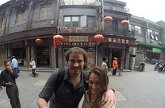 Photo de 14h - Devant l'auberge (Pekin) - 25.09.2014