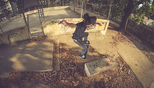 Jose Herrera - Tailslide