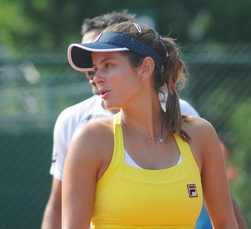 Nenad Zimonjic - Julia Goerges