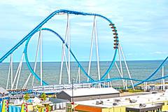 gk_16_HDR (Joseph Guzy) Tags: park ohio point amusement wing cedar bm roller theme coaster gatekeeper bolliger sandusky mabillard