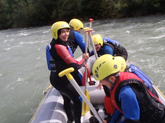 P9030044 (Mountain Sports Alpinschule) Tags: raft guides zillertal mayrhofen mountainsports raftingamziller