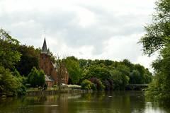 Minnewater Brugge (2014) (l-vandervegt) Tags: belgium belgie brugge bruges 2014 minnewater vlaamsgewest
