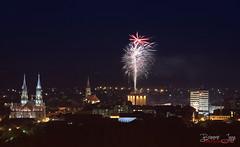 Vrsac (branimir.juga) Tags: panorama night canon fireworks breg vojvodina banat vatromet 600d vidikovac vrsac werschetz vrsacki