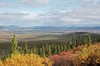 Eagle Plains and Eagle River Valley (MIKOFOX ⌘ Show Your EXIF!) Tags: fall cloudy september yukon dempster eagleplains dempsterhighway d7000 afsdxnikkor35mmf18g nikond7000 mikofox