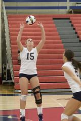 DAVE7052 (David J. Thomas) Tags: sports athletics women volleyball arkansas amc bulldogs scots naia batesville lyoncollege benedictinecollege americanmidwestconference