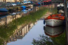 Canales de msterdam ([parapente]) Tags: holland amsterdam thenetherlands holanda pasesbajos msterdam