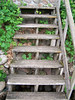 Weathered Stairs (J Swanstrom (Never enough time...)) Tags: wood stairs kodak handrail dx7590 rickety jswanstromphotography