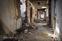 DSC_0120-1 (Enri-Art) Tags: lostplace vergänglich verlassen irgendwo abandoned verfall deutschland grandhotel schönheit verloren gebirge