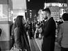 shinjuku_1300266 (strange_hair) Tags: shinjuku couple quarrel blackwhite tokyo japan street