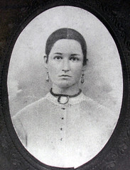 Lucinda Leanna Thompson (twm1340) Tags: mcdonald family kin kinfolks relatives alvord wise tx kemper ms county