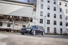 Audi S6 4B (xX-SchanzeR-Xx) Tags: audi s6 rs6optik germany sunny day car by jens selfmade tuning no crime