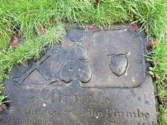Gravestone heart skull and crossbones IMG_1614 (rowchester) Tags: heart skull crossbones grave