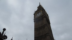 Big Ben Strikes Noon (Joe Shlabotnik) Tags: 2017 bell bigben canonpowershots95 clock england london march2017 palace parliament tower video westminster chime faved