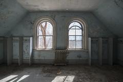Coatroom (www.vanishingnewengland.com) Tags: school for boys reform abandoned urbex exploration history massachusetts boarding 1800 building architecture