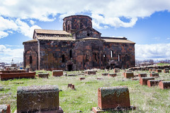 TALIN-15 (RAFFI YOUREDJIAN PHOTOGRAPHY) Tags: talin armenia armenian travel walk backpacking ferris wheel soviet church monastery ancient old ruins crumbled dilapidated abandoned derelict apocalyptic clouds graveyard