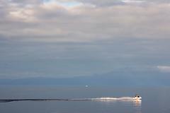 scie acquatiche (Pirkipetola) Tags: patagonia chile cile suda sudamericana mare acqua water lago laghi lake lakes scia schiuma backpackers zainoinspalla southamerica americasur americalatina montagne mountains chileanlandscape chileanmountains vulcani viaggio viaggiare travel travellers viajes flickrtravelaward