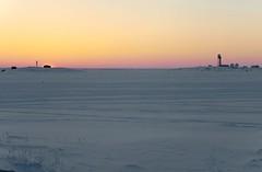 IMG_1190_1 (savillent) Tags: tuktoyaktuk northwest territories canada landscape sunset sun snow arctic north climate environment colors travel places mars canon point shoot frozen cold march 2017
