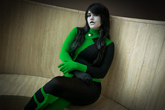 _DSC1285 (In Costume Media) Tags: wizardworld shego kim possible sexy evil girl hot villein white green black cosplay costume photography photoshoot portland cartoon