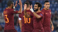 ไฮไลท์ฟุตบอล (Serie A) กัลโช่ เซเรีย อา เอเอส โรม่า 3-1 ซัสเซาโล่