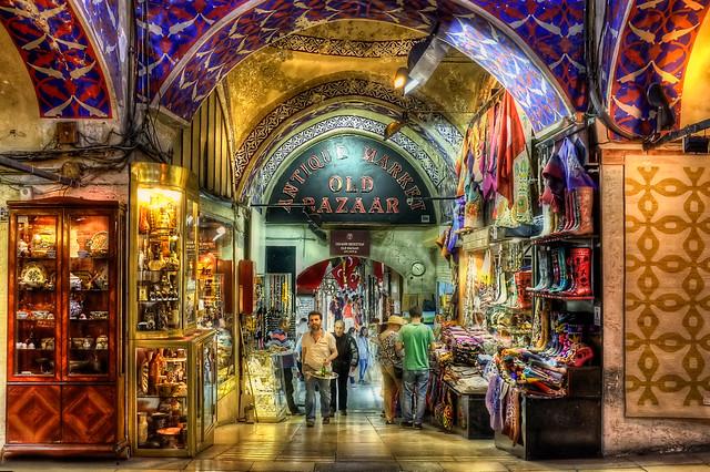 city people urban turkey market istanbul hdr turquia grandbazaar 2014 photomatix istanbulprovince x100s fujifilmx100s