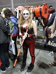 Harley Quinn (dryasadingo) Tags: cosplay supernova harleyquinn supernovasydney