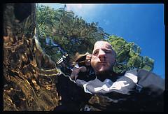 1m (stuartkul) Tags: film water 35mm iso200 wasser fuji dia dias nikonos unterwasser unterwater nikonosv szuflada nikkor15mm polskafotografia