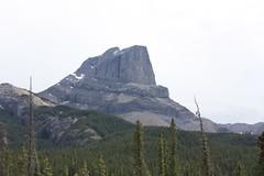 Pocahontas Mountain (Beard&Glasses) Tags: mountain canada canon landscape rebel jasper alberta banff pocahontas xsi 2014