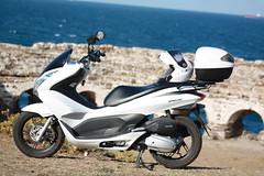 Honda PCX 125 (esteban08) Tags: honda scooter esp 125 pcx rumelikava saryer givi motosiklet startstop 2teker