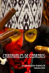 CARTEL CARNAVALES CEBREROS