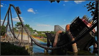 Soltau - KRAKE - heide park resort - lower saxony