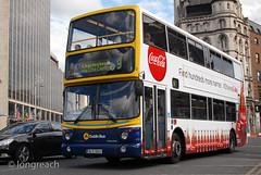 Dublin Bus 'AX601' (Longreach - Jonathan McDonnell) Tags: ireland dublin volvo wrap coke add cocacola alexander dublinbus alx400 busathacliath dsc0233 volvob9tl ax601 alloveradd busadd 06d30601